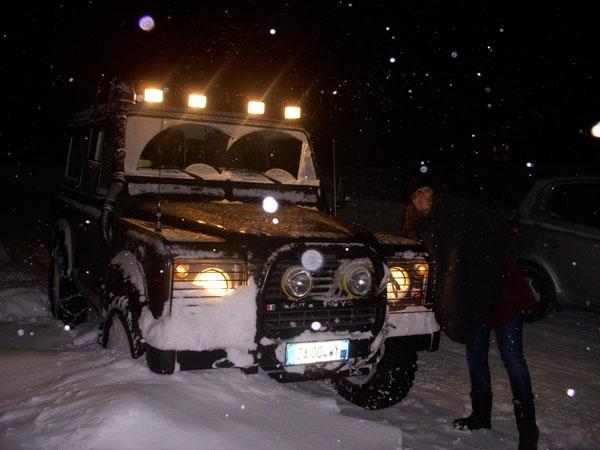 Filippo Griggio Land Rover