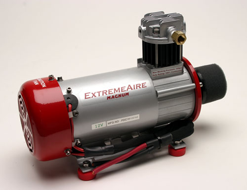 Compressore 12v Extremeaire Severe Duty On Board Air