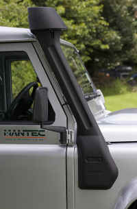 Snorkel Mantec Flexilite Land Rover Defender