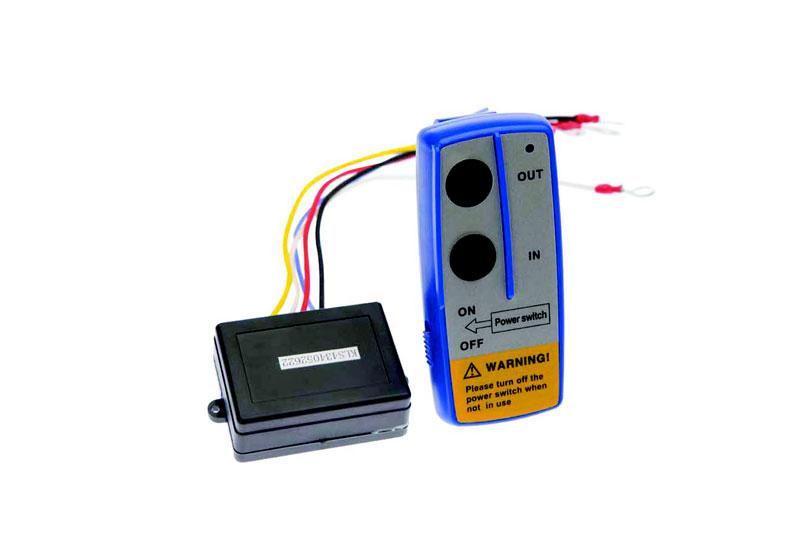 Verricello a batteria con telecomando pompa depressione for Argano elettrico 220v con telecomando