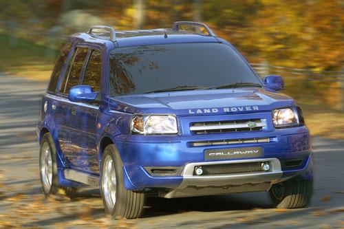 2010 Land Rover Freelander Callaway photo - 2