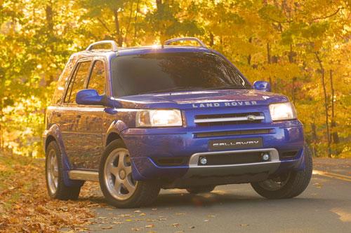 2010 Land Rover Freelander Callaway photo - 1