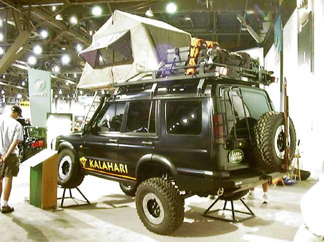 Safarigard Concept Kalahari Discovery Series Ii